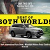 Mitsubishi Announces 2016 New York International Auto Show Conference Time
