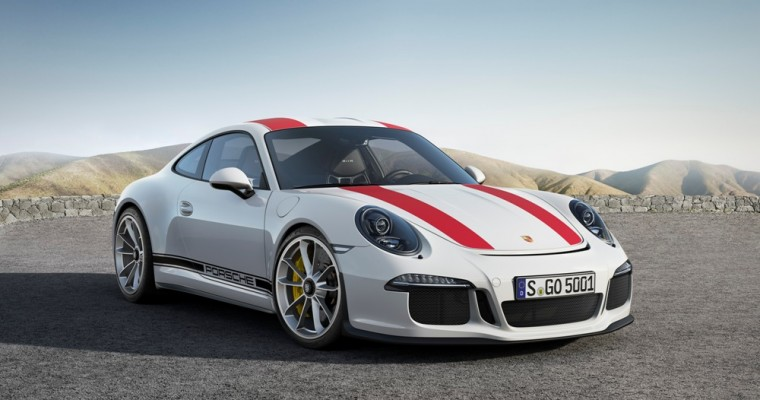 Porsche Scheduled to Show 3 New Models at New York Auto Show