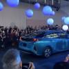 [PHOTOS] Toyota Introduces Prius Prime at New York Auto Show
