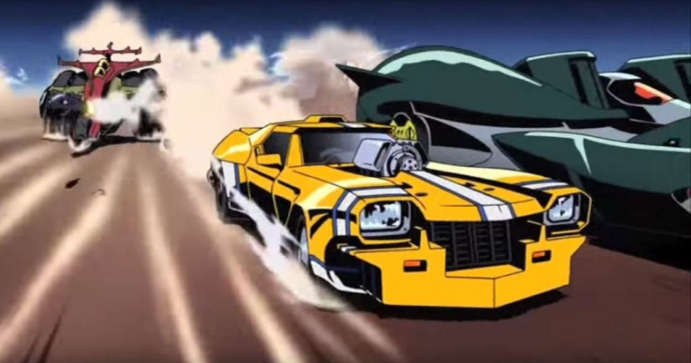 Anime Racing Spectacle 'Redline' (2009) Movie Review