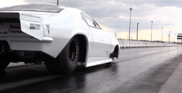 [VIDEO] Big Chief from 'Street Outlaws' Tests His New Car at the Drag Strip