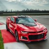 [Photos] 2017 Chevy Camaro ZL1 Could Be the Fastest Camaro Ever Produced
