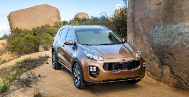 Kia Posts Record-Breaking May Sales Thanks to Sportage Crossover