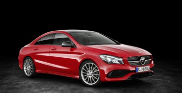 Mercedes-Benz Releases Pictures Showcasing Design Changes for CLA Sedan