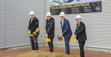 Opel Breaks Ground on New Design Center Expansion