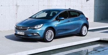 Opel Astra Named European Car of the Year 2016 at Geneva