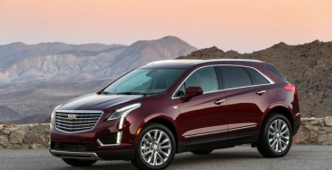 Cadillac Global Sales Down 3.8 Percent as XT5 Begins to Hit Stride