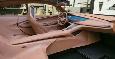 New Video Shows How Clay Sculptors Brought Buick Avista to Life