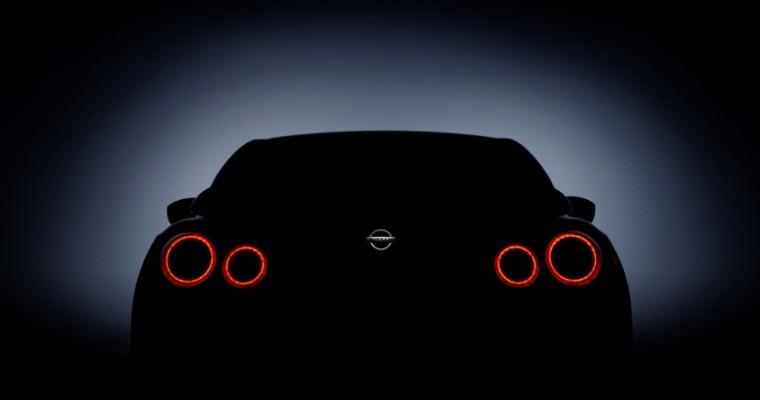 Nissan Teases New GT-R