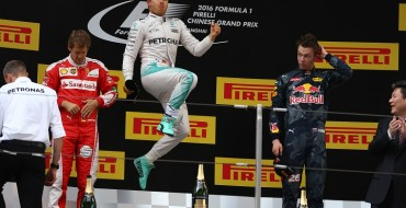 2016 Chinese Grand Prix Recap: Rosberg Extends His Lead