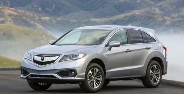 2017 Acura RDX Overview