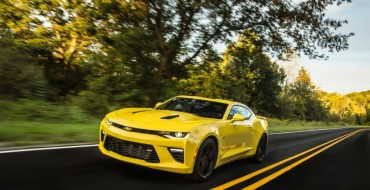 Motor Trend Will Keep a 2016 Chevrolet Camaro SS for a Year