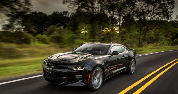 Chevy Will Honor the Warranty of the Camaro SS if It's Taken to the Track