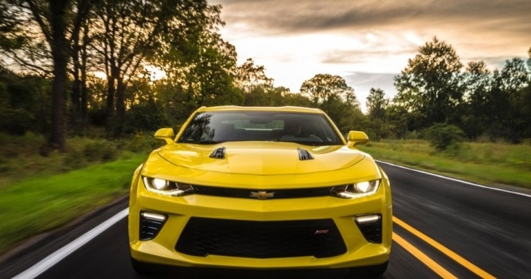 Chevy Reveals Pricing for 2017 Camaro and Corvette in Europe
