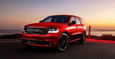 2016 Dodge Durango Overview