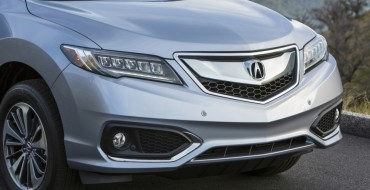 Acura Removes Its Signature Beak Design from the Front of Its Vehicles
