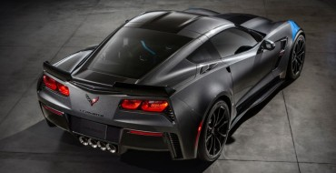 First Production 2017 Corvette Grand Sport to be Auctioned Off for Charity