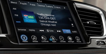 Fiat Chrysler Gives New Models 4G LTE Network Capability
