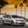 2017 Chrysler Pacifica Minivan Earns Top Safety Pick+ Safety Rating