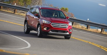 2017 Ford Escape Coming in May, Starting at $23,600