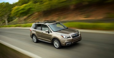 2017 Subaru Forester Priced at $22,595