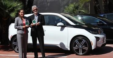 BMW i3 Impresses AAA