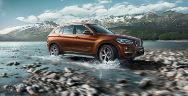 Long-Wheelbase BMW X1 Coming To China