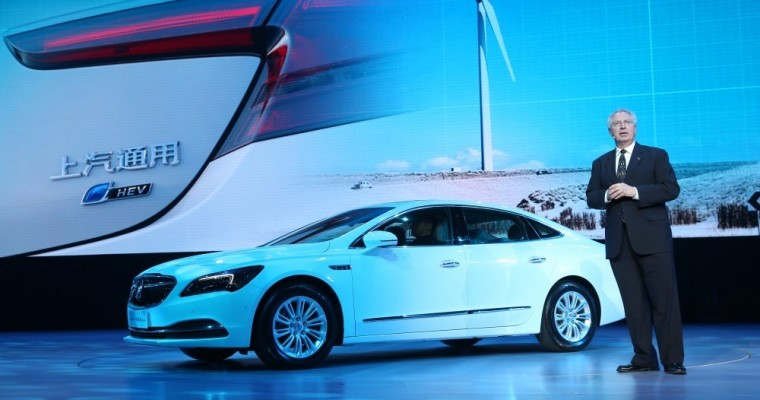 Declining Automotive Sales in China Spell Trouble for GM