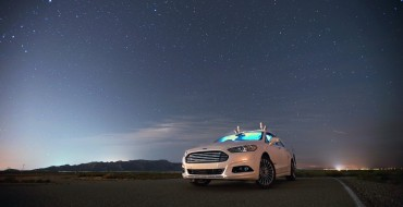 Ford's Autonomous Vehicles Can Now Drive at Night