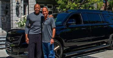 Dr. Dre's New Stretched Cadillac Escalade is Heaven on Wheels