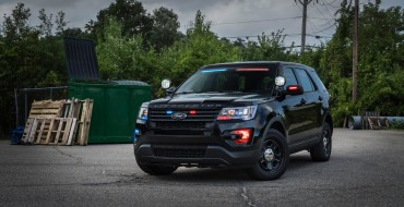 """Ford Offers """"No Profile"""" Interior Visor Light Bar for 2017 Police Interceptor Utility"""