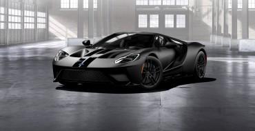 Ford GT Wins Gene Ritvo Award for Design and Elegance