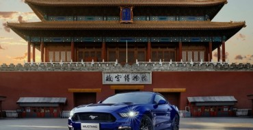 Ford Sets October Sales Record in China