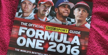 Book Review: 'Formula One 2016 – The Official BBC Sport Guide'