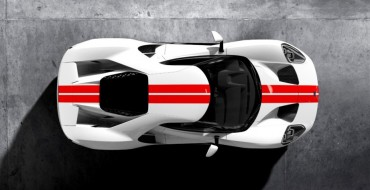 Ford Accepting Ownership Applications for its GT Supercar
