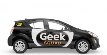 Geek Squad Takes On the Toyota Prius c