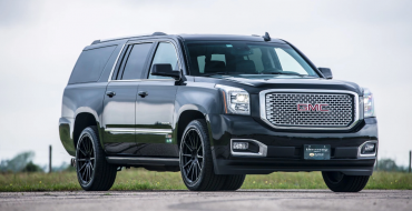 Hennessy Upgrades the Yukon Denali into a 650 HP Supercharged Rocket