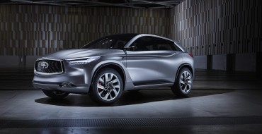 Infiniti QX Sport Inspiration Unveiled in China
