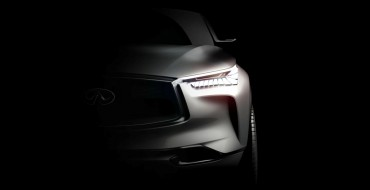 Catch a Sneak Peek of Infiniti's New Concept