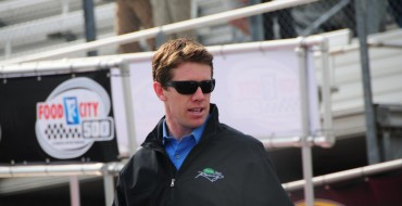 Toyota Driver Carl Edwards Wins NASCAR Race at Bristol