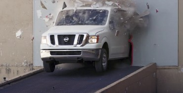 Can You Drift A Cargo Van? Nissan Says Yes