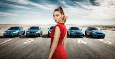 BMW Launches Interactive M2 Campaign Featuring Gigi Hadid
