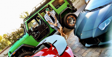 5 Celebrities Who Surprisingly Own Jeep Wranglers