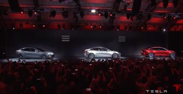 Tesla Finally Reveals Affordable Model 3