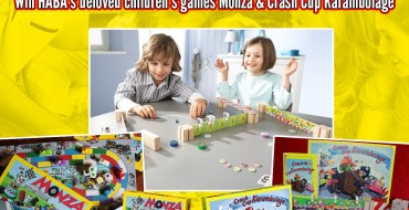 Enter Our Giveaway: Win Family Board Games for Father's Day!