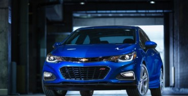 2016 Chevy Cruze Boasts Better Fuel Economy than Hyundai Elantra and Mazda3