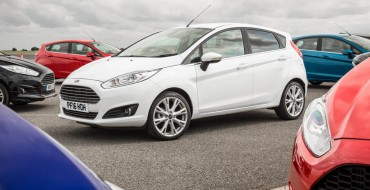 Ford Dominant in UK Car, CV Sales in Q1 2016
