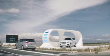 New Commercial Shows How Volvo XC90 T8 Can Steal Power from Other Cars