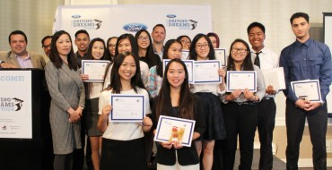 Ford Delivering $65,000 in Scholarships to NoCal Students