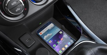 Opel ADAM Now Offered with Wireless Smartphone Charger